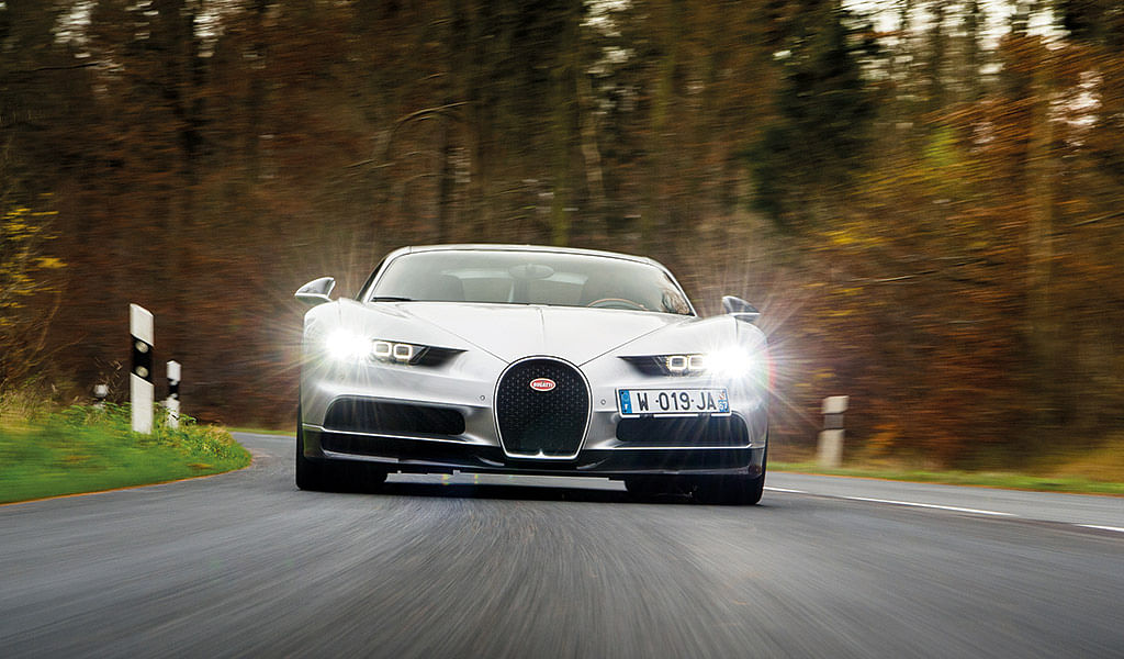 evo Performance Car Awards: Bugatti Chiron, the best hypercar