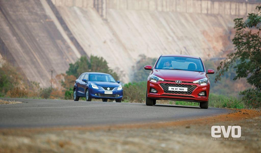 Premium hatchback comparo: Hyundai Elite i20 v Maruti Suzuki Baleno