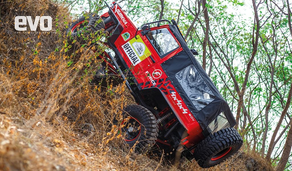 Exclusive drive: Force Gurkha Xplorer 4×4's mad cousin, the Hyper Gurkha