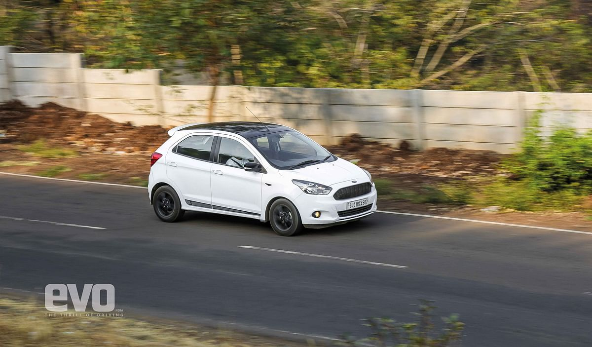 Ford Figo S long term review