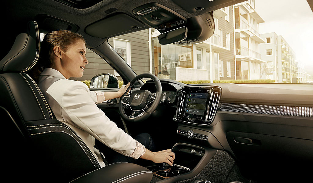 Volvo to include Google services in its next gen infotainment system