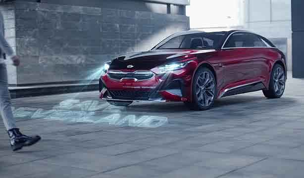 Kia's futuristic autonomous car debuts with Peter Pan in a new ad film