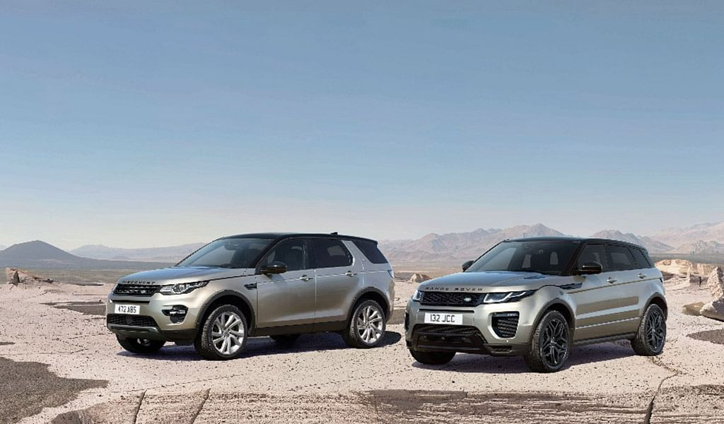 Discovery Sport and Range Rover Evoque get the 2-litre Ingenium petrol engine