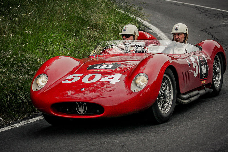 1000 Miglia is a go!
