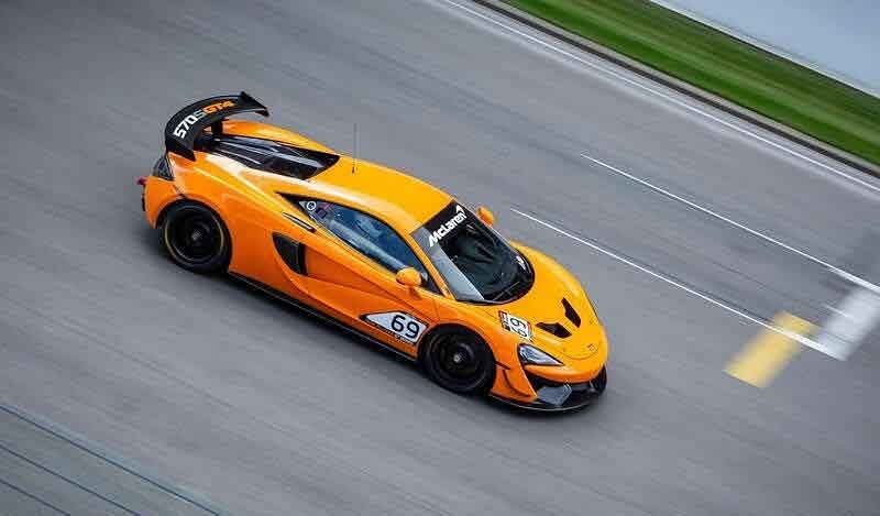 Valencia to host the second race of the Pure McLaren single make series