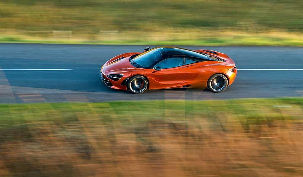 evo Performance Car Awards: McLaren 720S, the overall winner