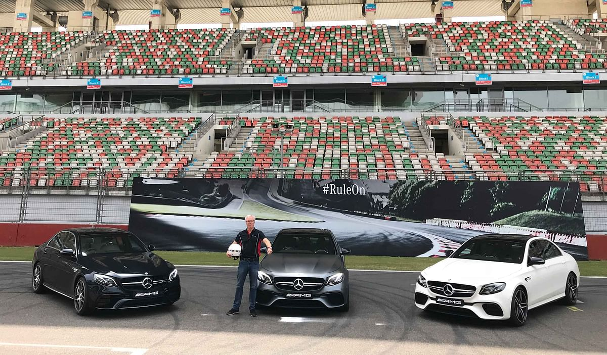 Mercedes-Benz E 63 S AMG launched at Rs 1.5 crore