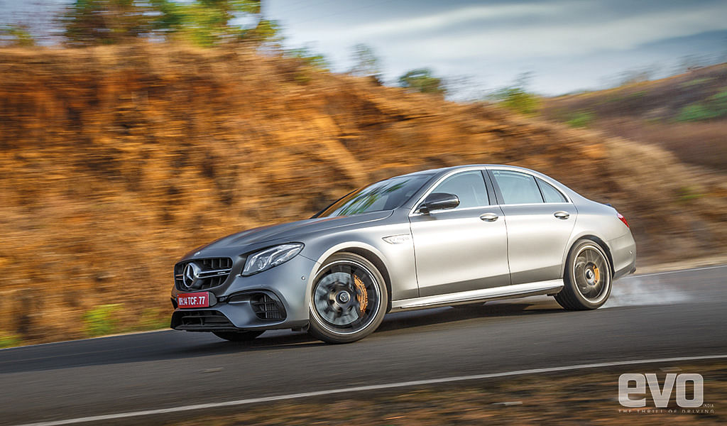 Mercedes-AMG E 63 S 4Matic+ review