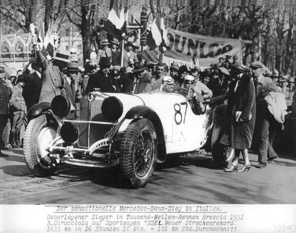 36th edition of Mille Miglia will commence on 16 May
