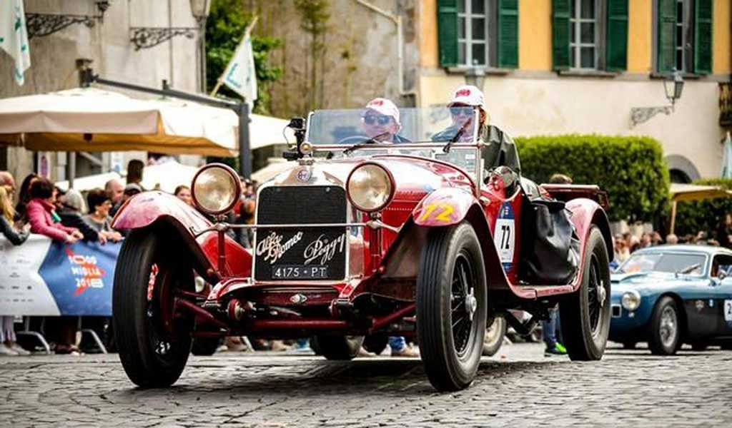 10 facts you didn't know about the Mille Miglia