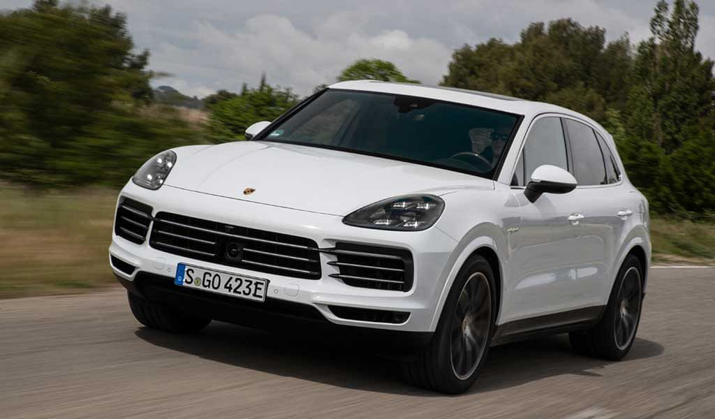 First drive review: Porsche Cayenne E-Hybrid plug-in petrol-electric hybrid tested
