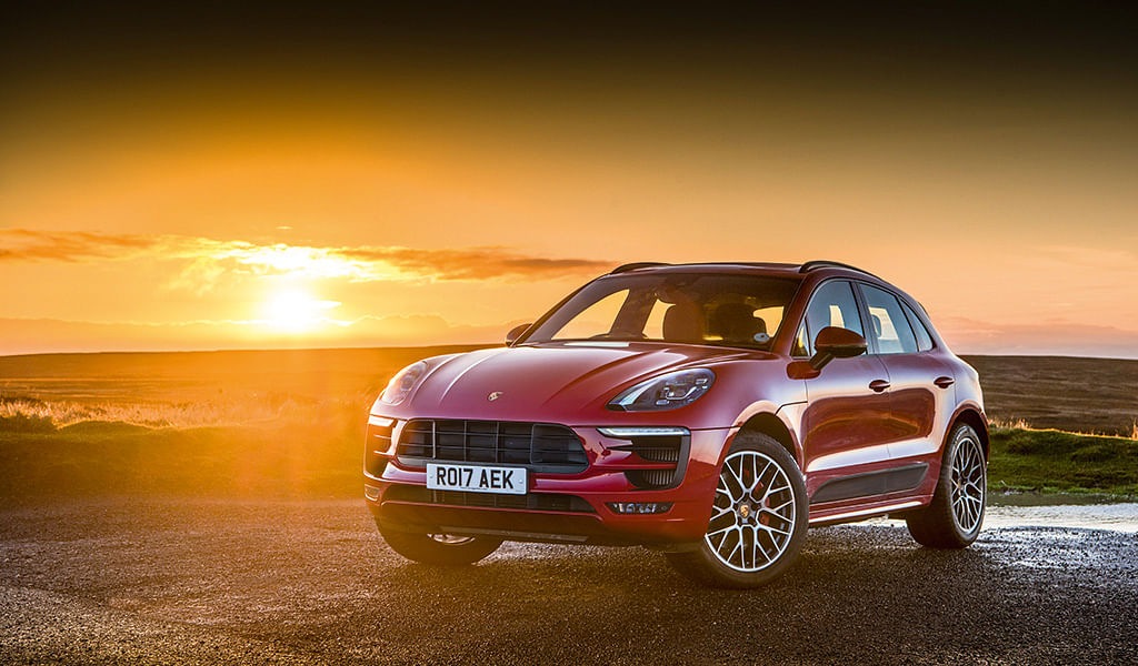evo Performance Car Awards: Porsche Macan GTS, the best SUV