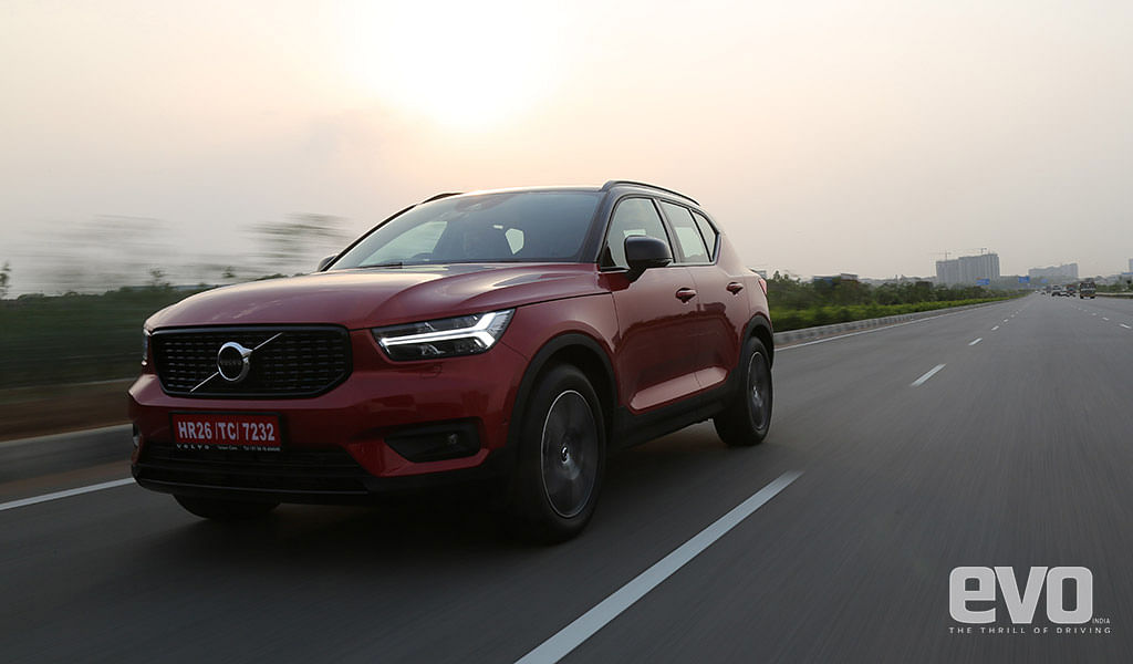 Driven: Volvo XC40, the first premium compact SUV from Volvo