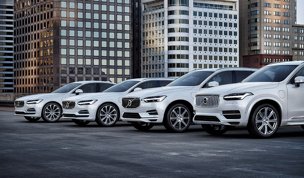 Volvo to ditch diesel engines for global markets from 2019