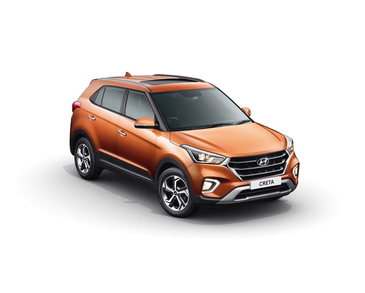 Hyundai launches the 2018 Creta at Rs 9.43 lakh