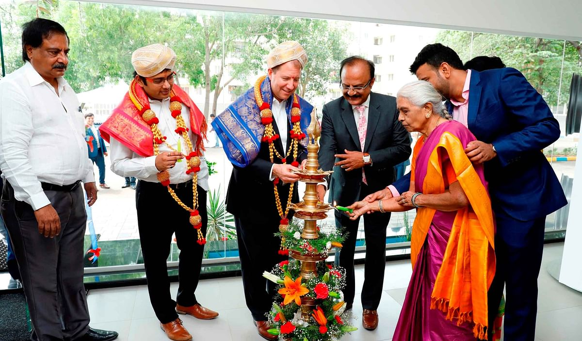 Volvo Car India inaugurates new service outlet in Bengaluru
