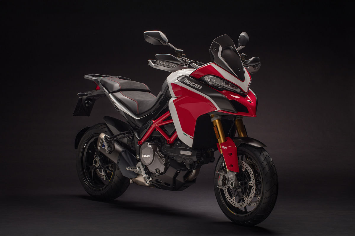Ducati Multistrada 1260 – Pikes Peak Edition bookings open