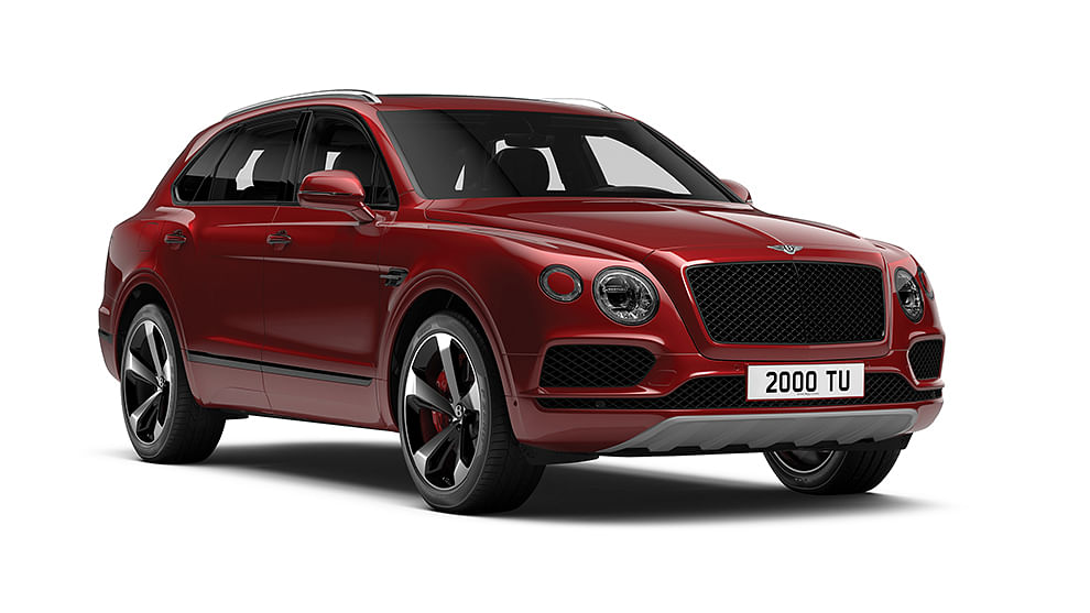 Bentley Bentayga V8 launched at Rs 3.78 crore (ex-showroom, Mumbai)