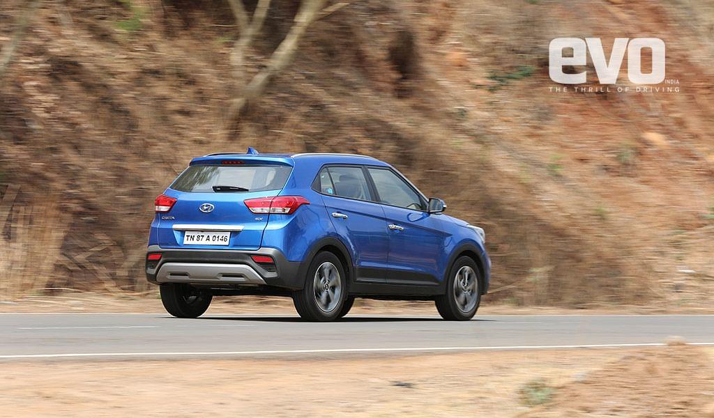 Test Drive Review: 2018 Hyundai Creta