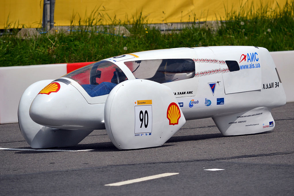 "Shell Eco Marathon is coming to India as part of the ""Make the Future India' initiative"