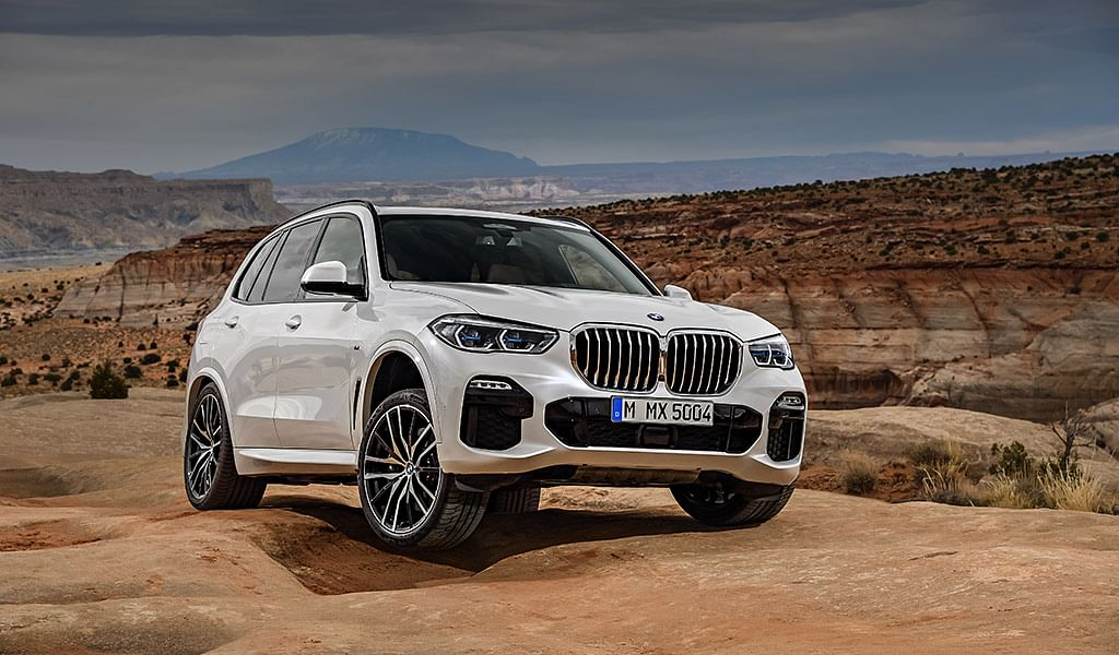 All-new BMW X5 breaks cover