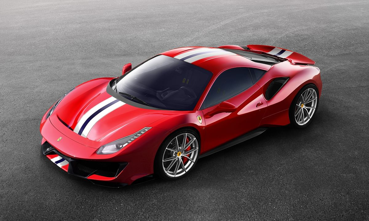 Ferrari 488 Pista – Making the best of both worlds