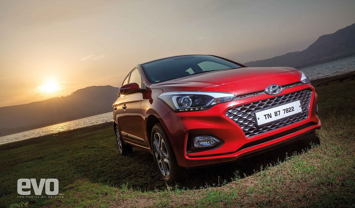 Raising the bar with the premium Hyundai Elite i20