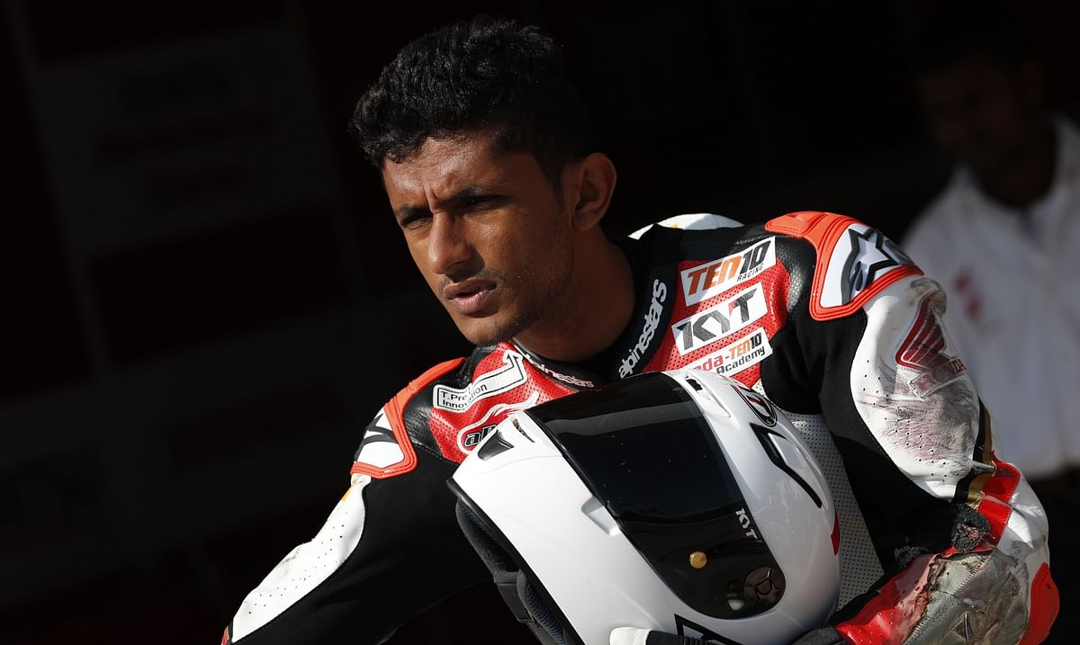 Team Honda Racing India's Anish Shetty and Rajiv finish in top 25 in Japan, ARRC
