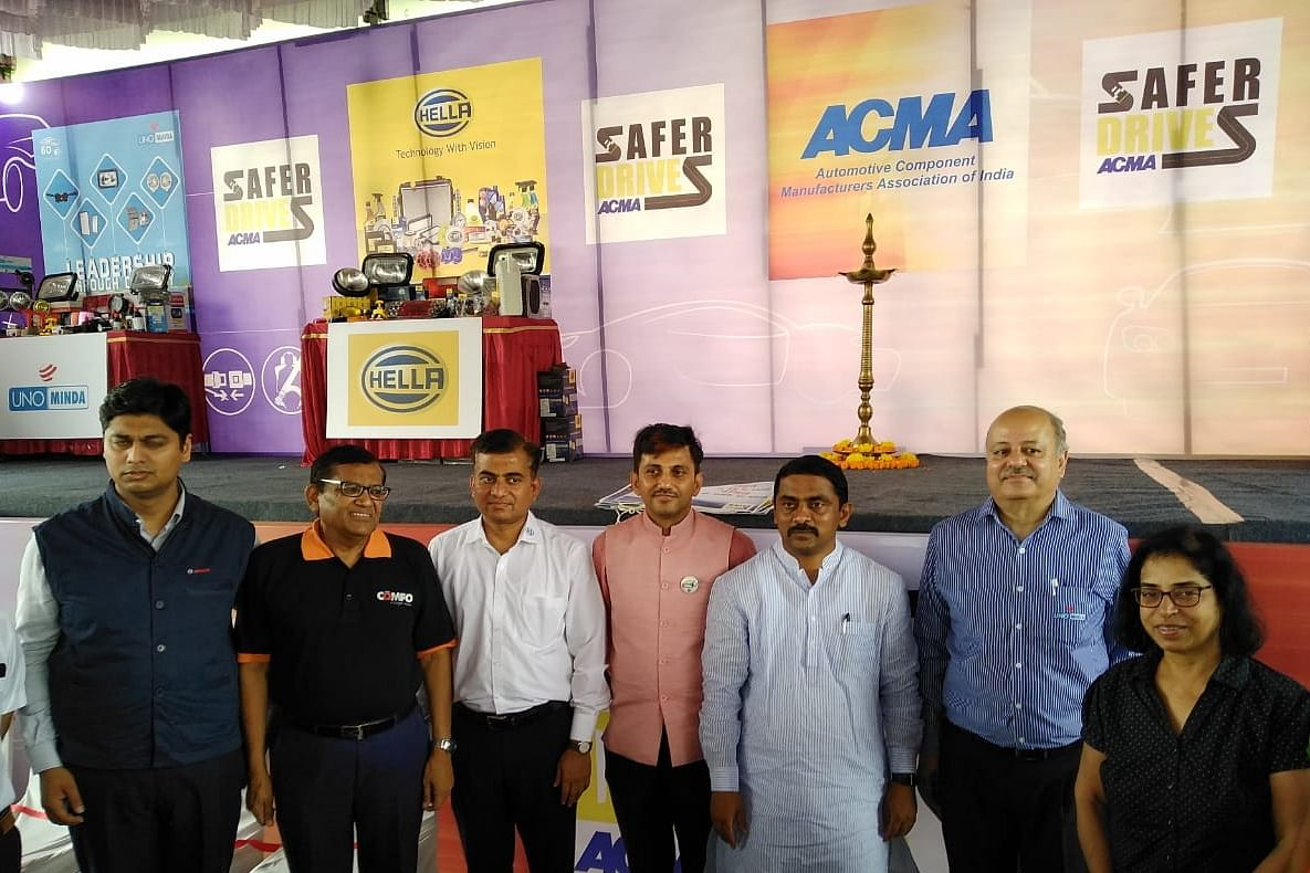 ACMA organises road safety programme in Mumbai