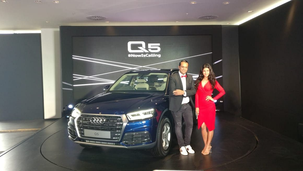 Audi launches petrol variant of the second gen Q5 at Rs. 55.27 lakh (ex-showroom)