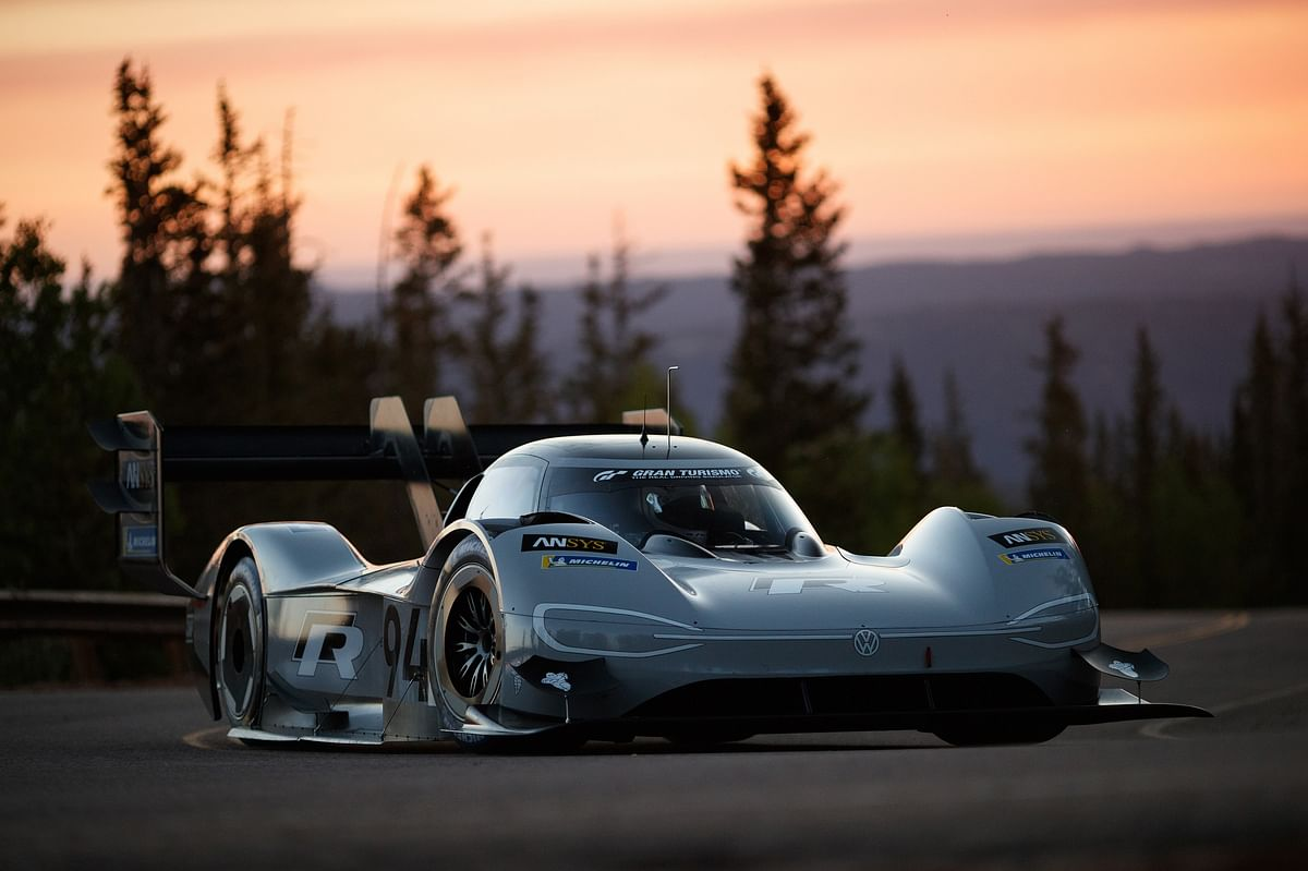 Pikes Peak: Volkswagen Motorsport's I.D. R to sport new livery with start number 94