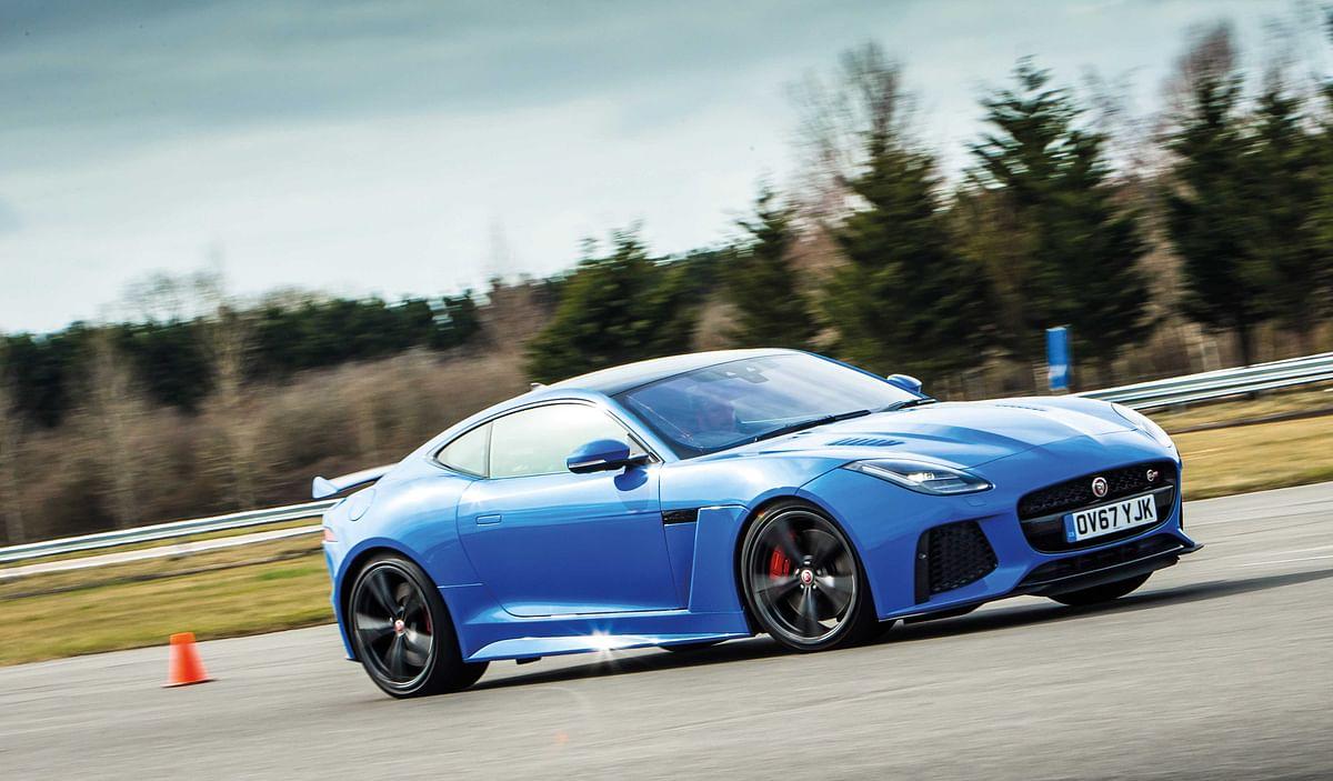 Test Drive Review: Jaguar F-Type SVR, the cat gets wilder