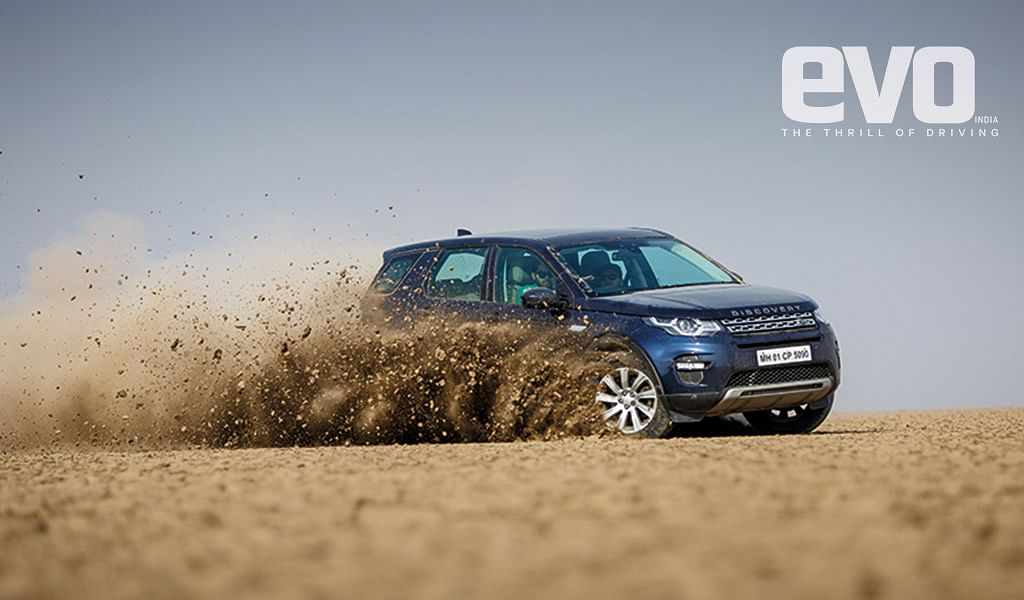Ready to Discover: Drive to Rann of Kutch in a Land Rover Discovery Sport