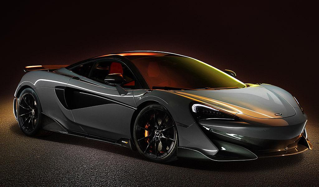 McLaren unveils its latest hardcore track demon – the 600LT