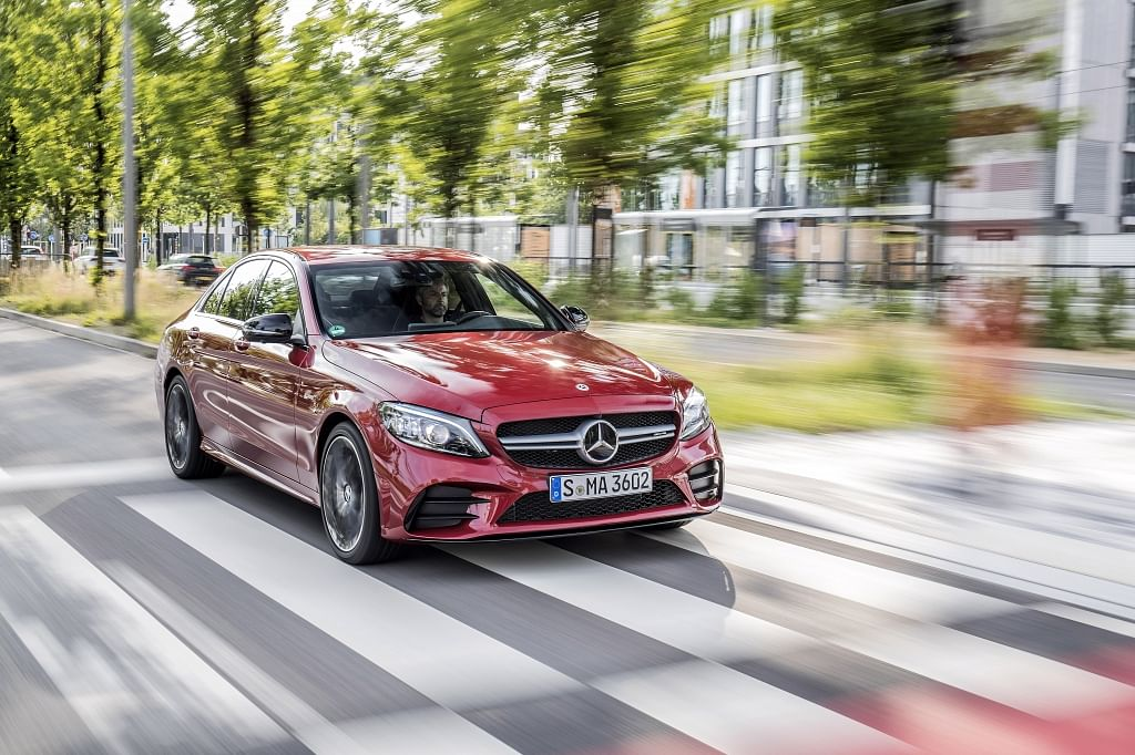 Test Drive Review: Is the new C 43 AMG more than just a facelift?