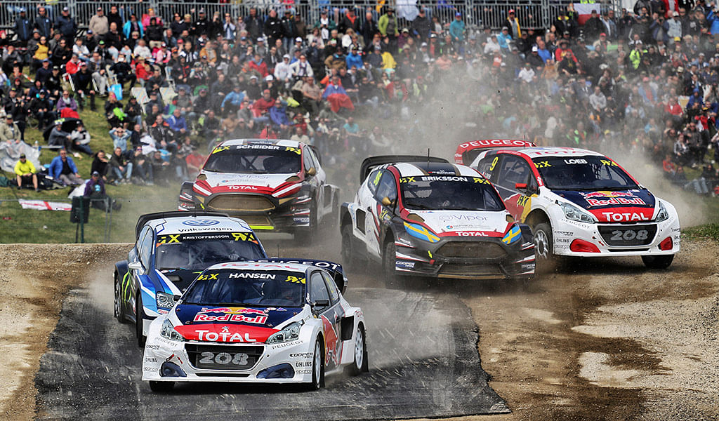 Rallycross: The next big thing in the world of motorsport