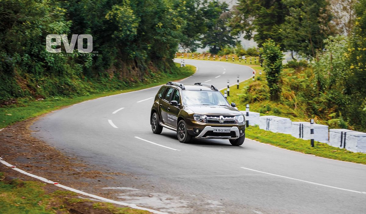 Getting high with the Renault Duster: Driving to the highest peak in Tamil Nadu
