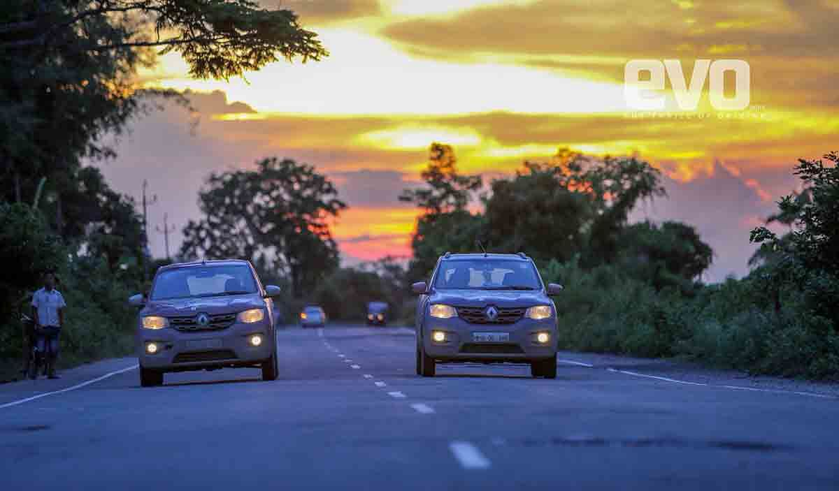 Day 10 – The Renault Kwids ticks off Tripura and Mizoram
