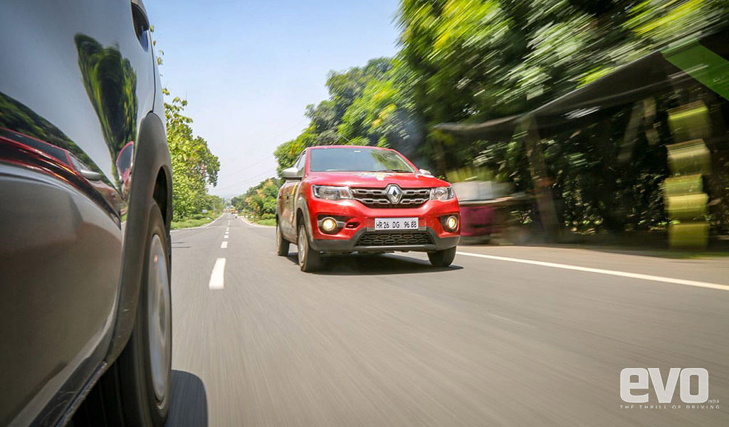 Day 3: A 1000km on the odo already as the Kwid takes over the roads of Uttar Pradesh