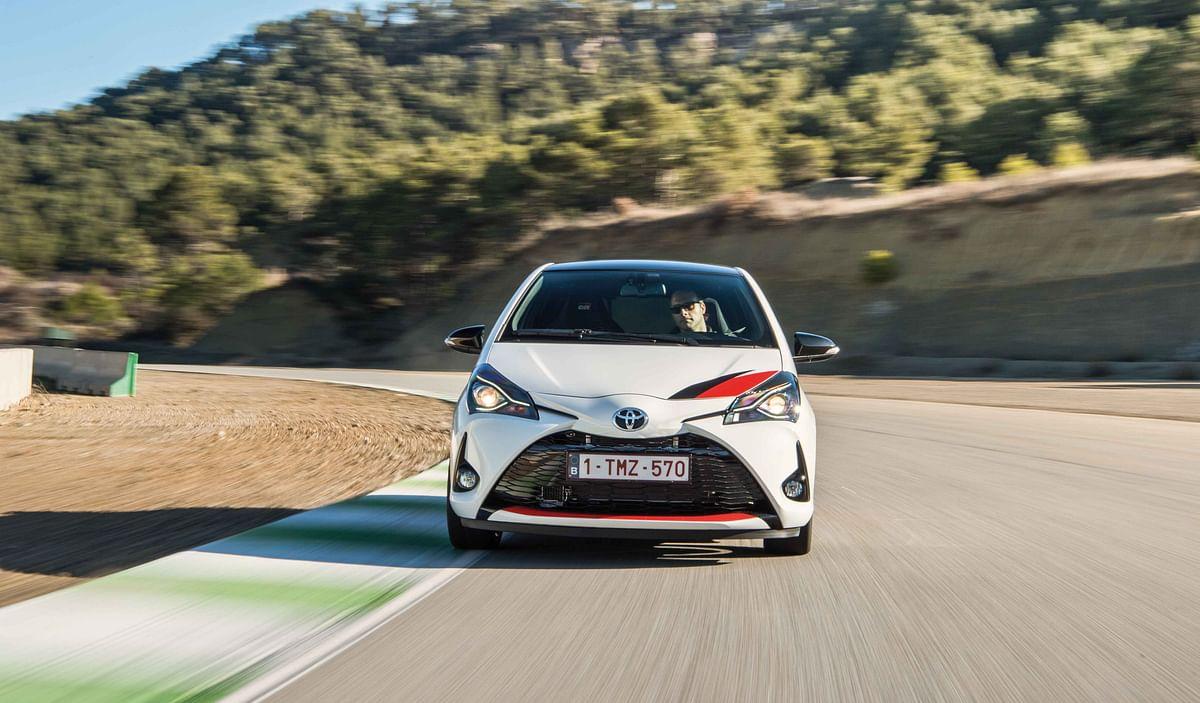 Toyota Yaris GRMN – Gazoo Racing turns Toyota tot into a bit of an animal