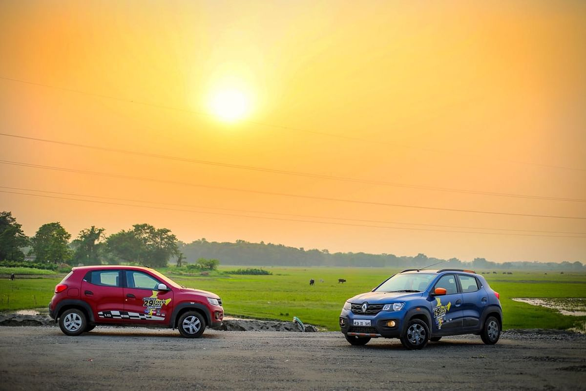 Day 6 – The Renault Kwid notches up a perfect ten