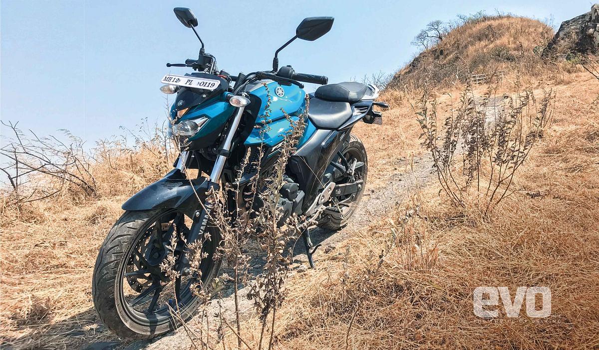 Yamaha FZ25 long term report