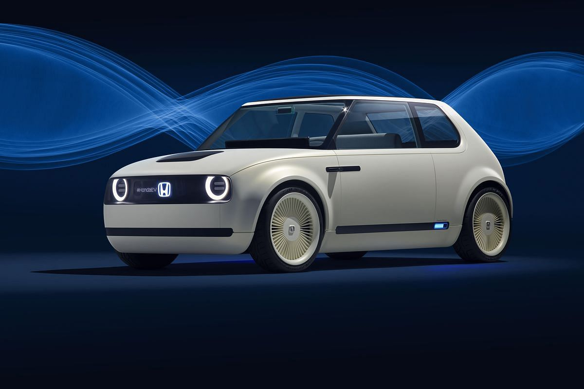 Falling in love with the Urban EV concept from the Frankfurt Motor Show