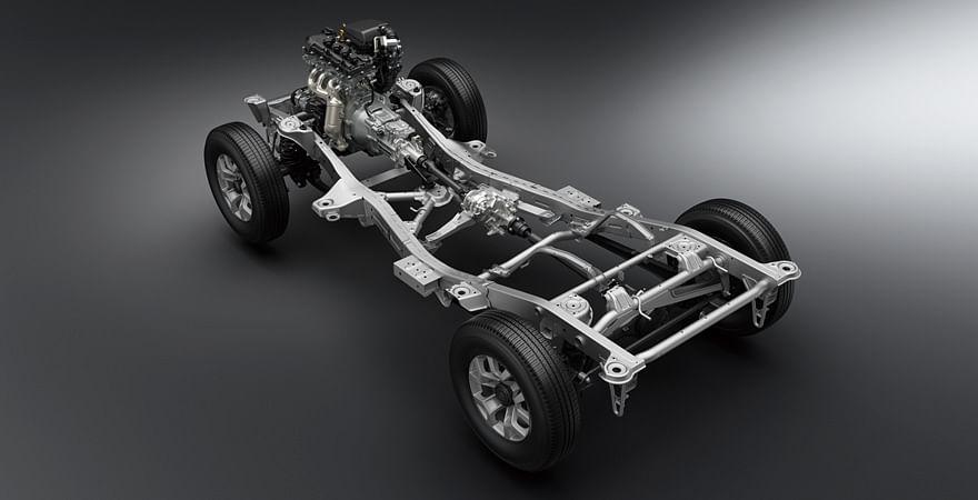 New Suzuki Jimny breaks cover!