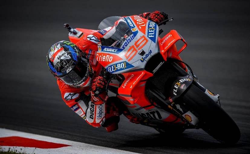 MotoGP: Lorenzo scored his second consecutive MotoGP win in Barcelona