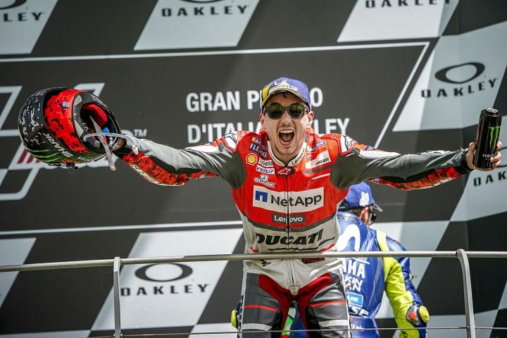Jorge Lorenzo and Repsol Honda join hands for a two year MotoGP deal