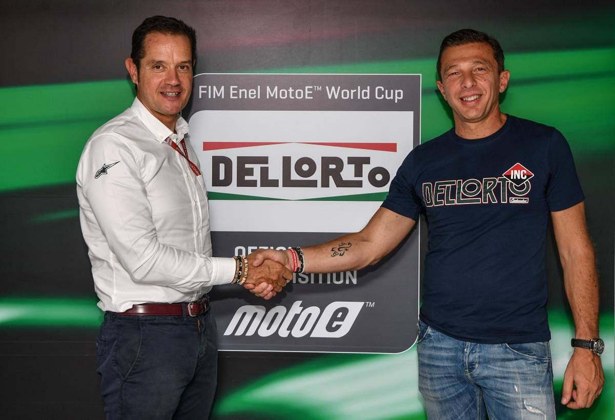 Dell'Orto SPA announced as official data acquisition partner for MotoE