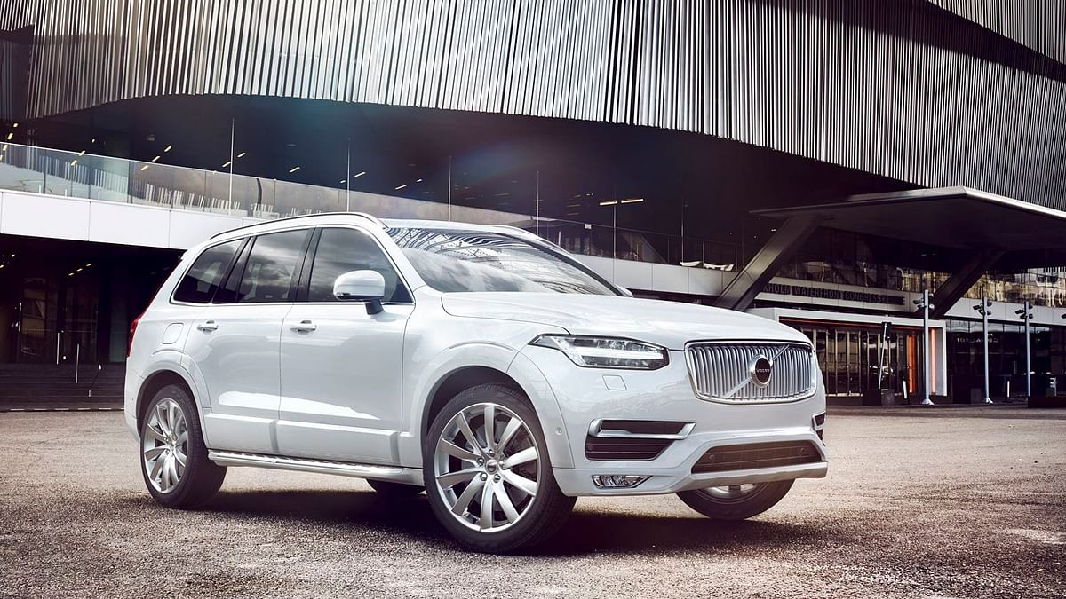 Volvo launches XC90 T8 Inscription plug-in hybrid for Rs 96.65 lakhs