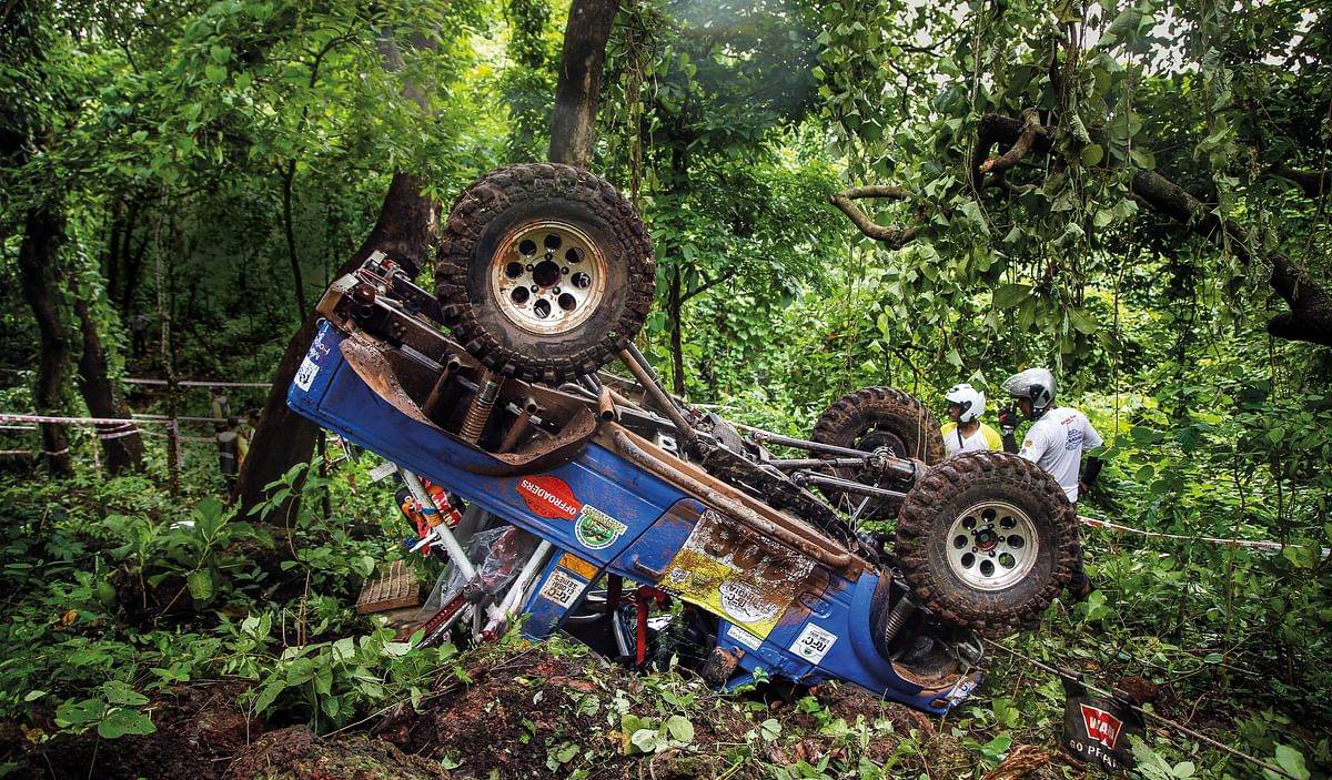 Inside RFC India 2017 – Virdi and Tung rise to the top in the toughest off-road event in the country