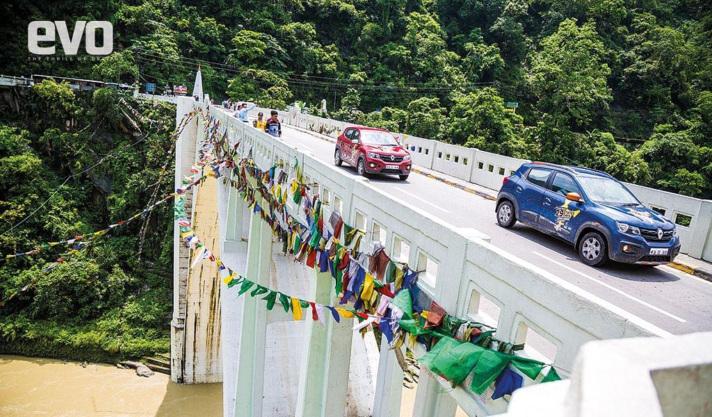 Image gallery: Renault Kwid 29 States 29 Days challenge, part 1